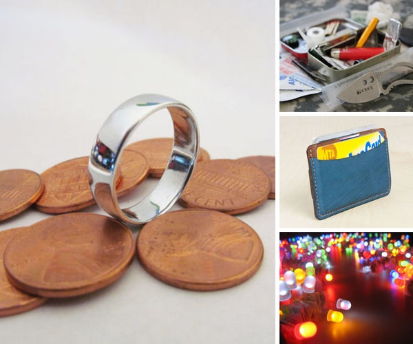 15 Pocket-Sized Projects