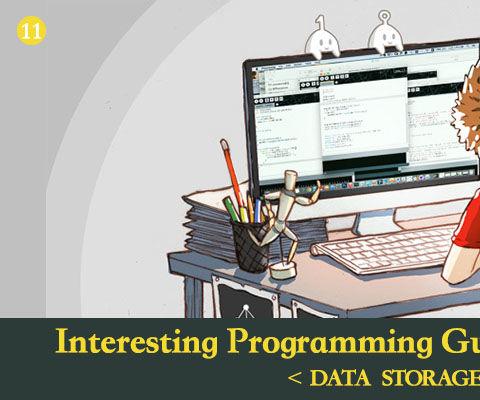 Interesting Processing Program Guidance for Designer- Data Storage Box