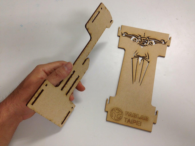 Palm 手掌臂組裝