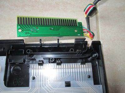 Dismantling the Keyboard