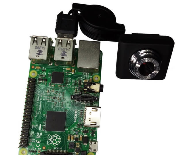 Smile Detection With Raspberry Pi Using Opencv and Python