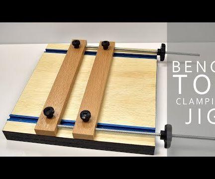 DIY Bench Top Vise
