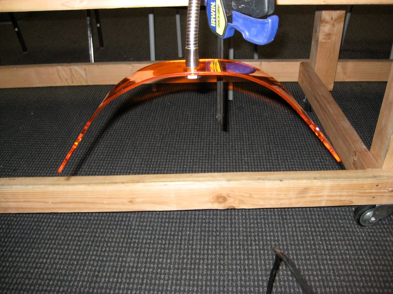 Clamp and Bend