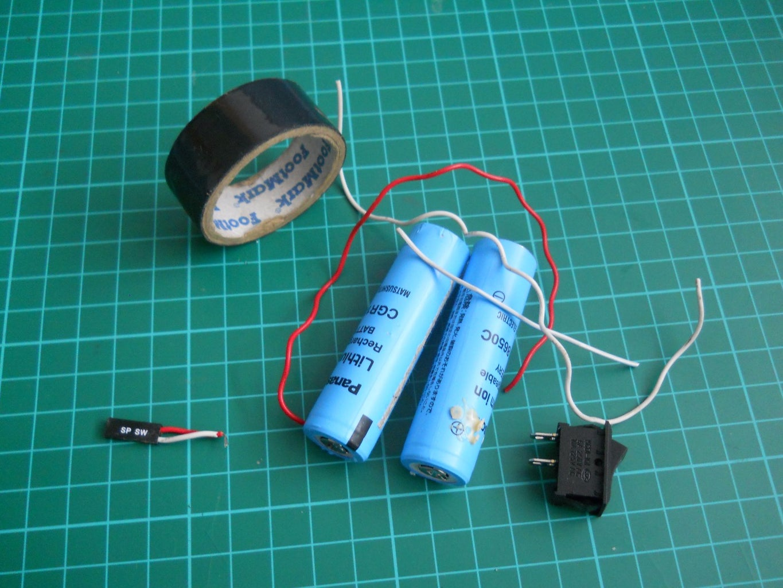 LinkIt ONE External Battery