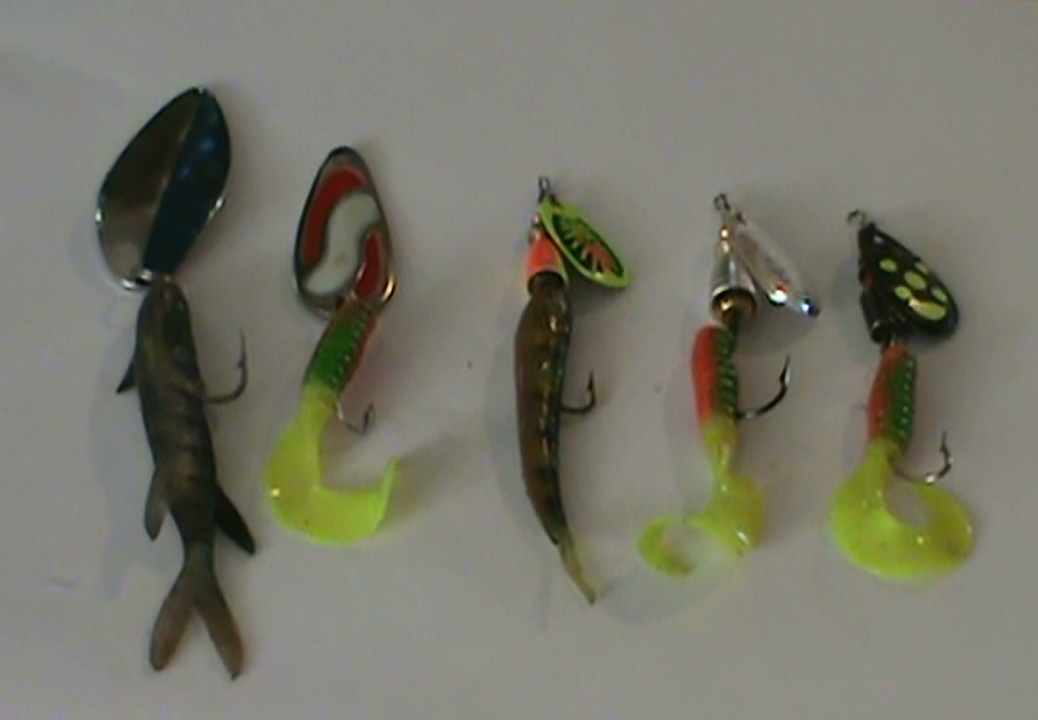 Customizing Lures for a Greener Sport Fishing