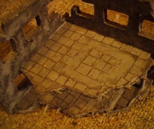 How to Make War Games Terrain. (City Ruins,Tank Traps,Bunkers & More)