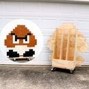 Geeky Lumber Cart
