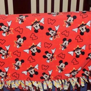 Fleece Tie Blankets