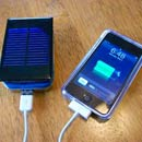 Make a Solar iPod/iPhone Charger