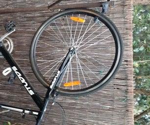 Bicycle Wall Mount Rack (3D Printing)
