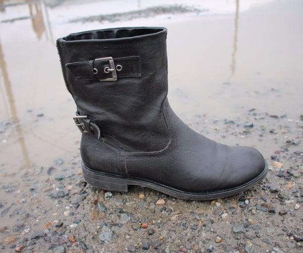 Leaky Boot Repair