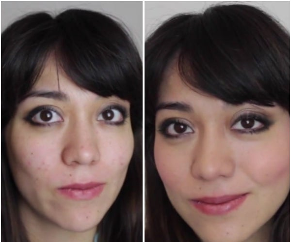S.O.S. Cover Pimples With Makeup