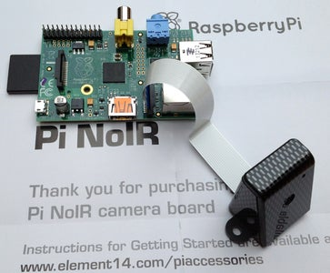 Raspberry Pi (security) Slow Scan Television Camera