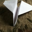 how to make a simple paper glider