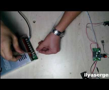How To Make Power Supply