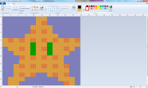 Using Sprites: Paint Background 2/2
