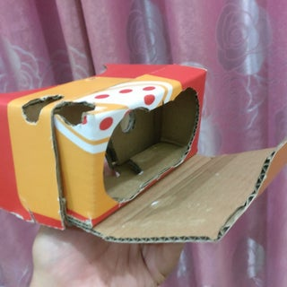 Google Cardboard 1.5 - Best of 1.0 + 2.0