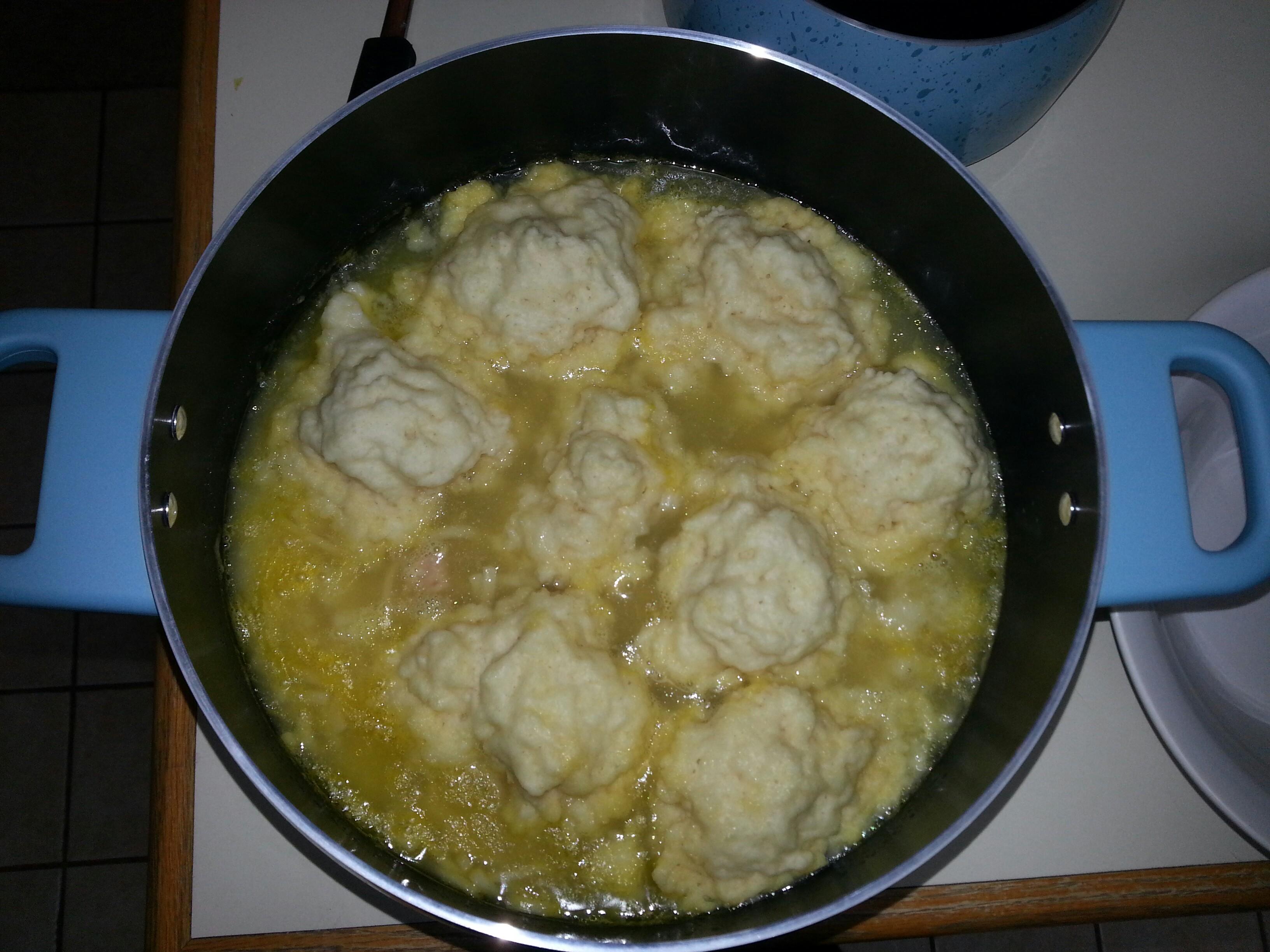 Chicken and Dumplings, Easy Mode
