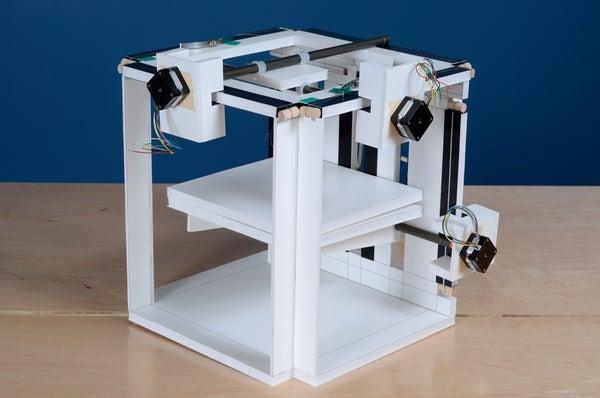 Build a Foamcore CNC Machine