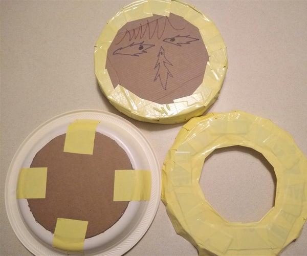 STEAM Frisbee