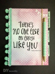 How to Decorate a Diary or Journal