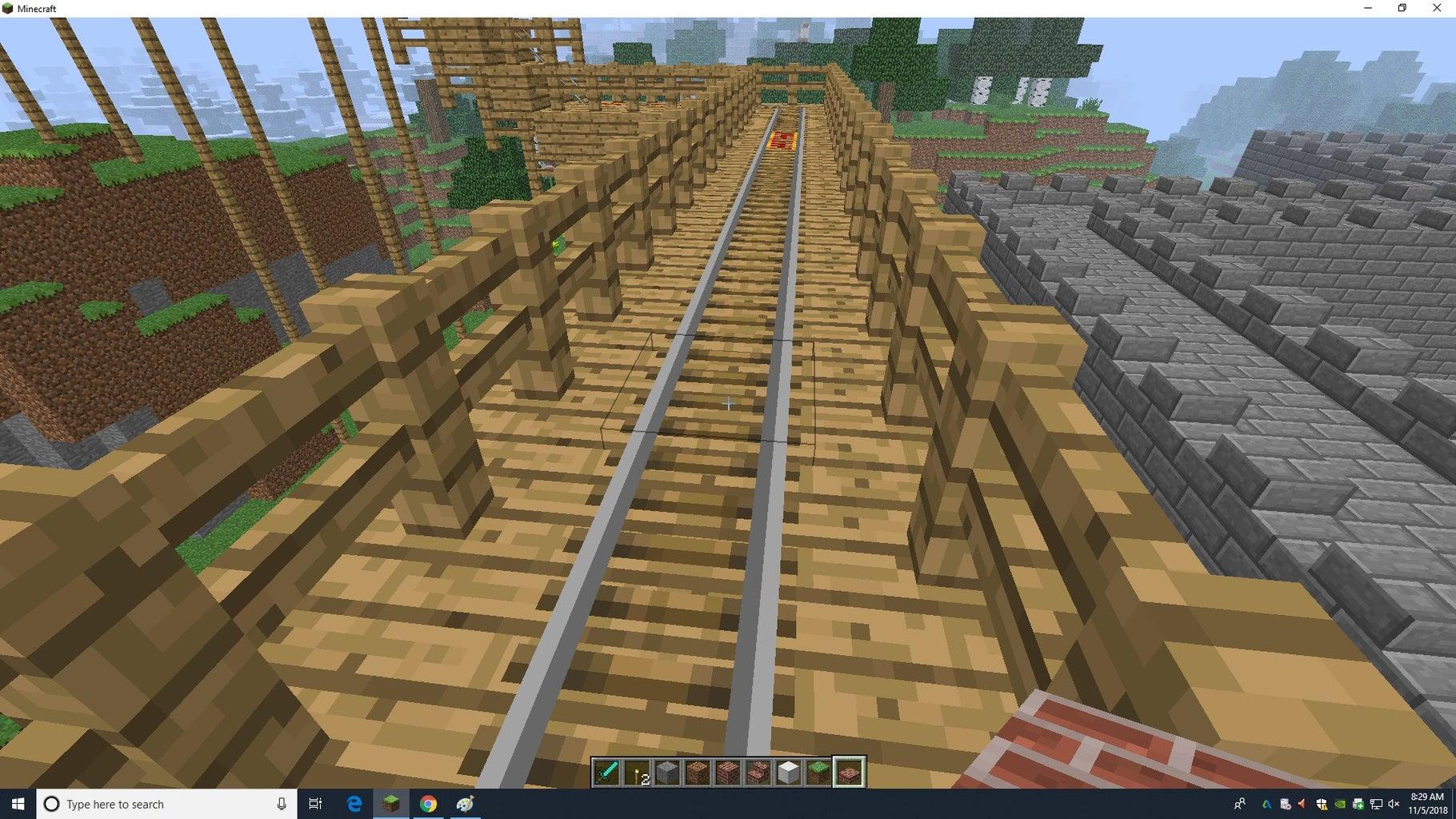 Adding the Rails