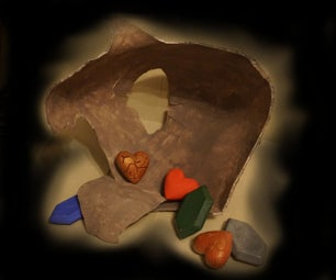 Legend of Zelda Ceramic Art