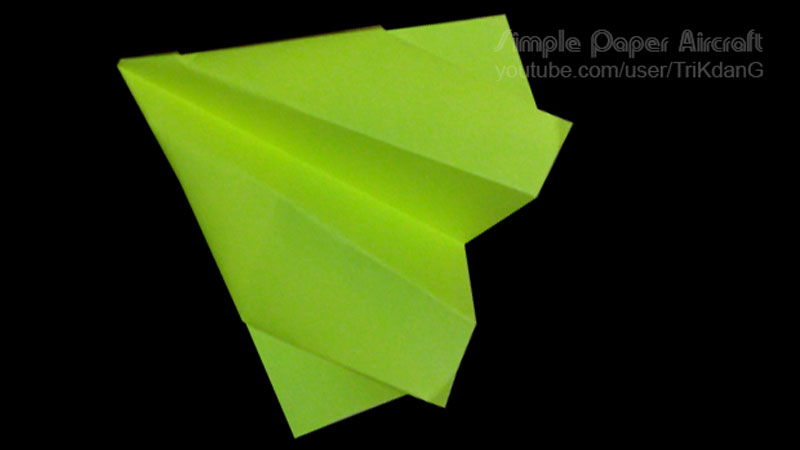 Special Paper Airplane: The Starship | Fly Very Well
