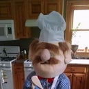 Muppet Swedish Chef Costume