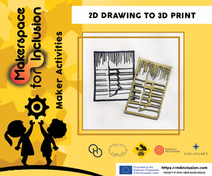 2D Drawing to 3D Print