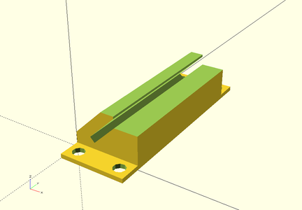 3D Printed Parts for GroveWeatherPi