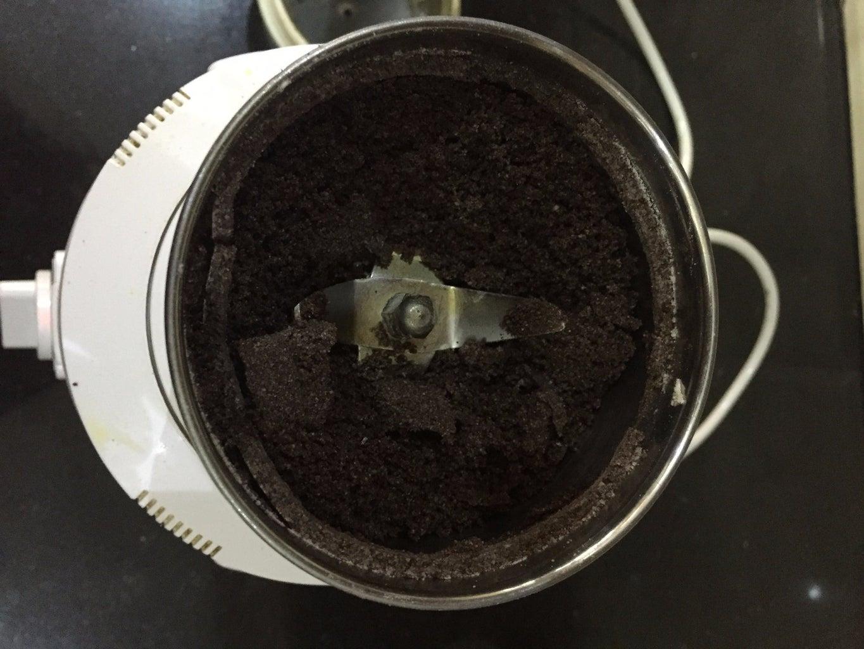 Making Oreo Paste