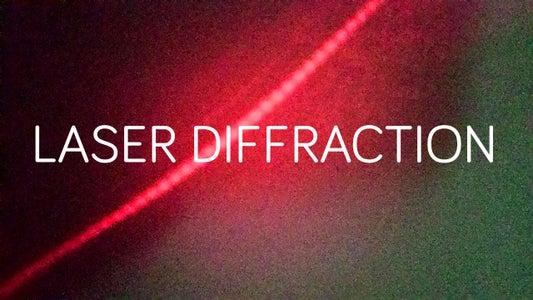 2. Laser Diffraction
