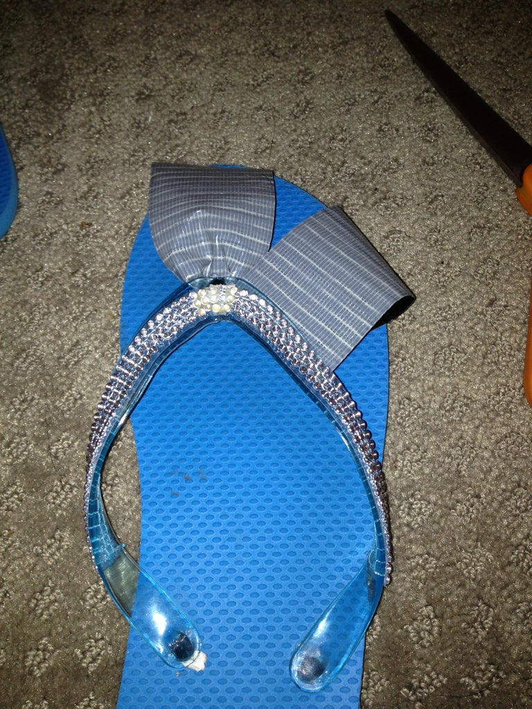 Repeat Step 3 Until the Whole Front Is Covered
