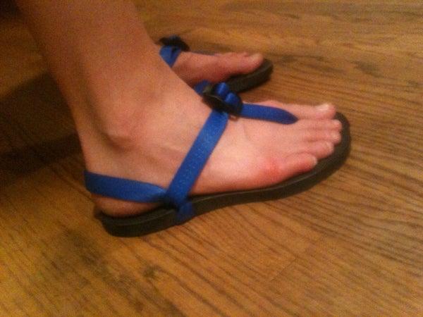 Modern Huarache Sandals