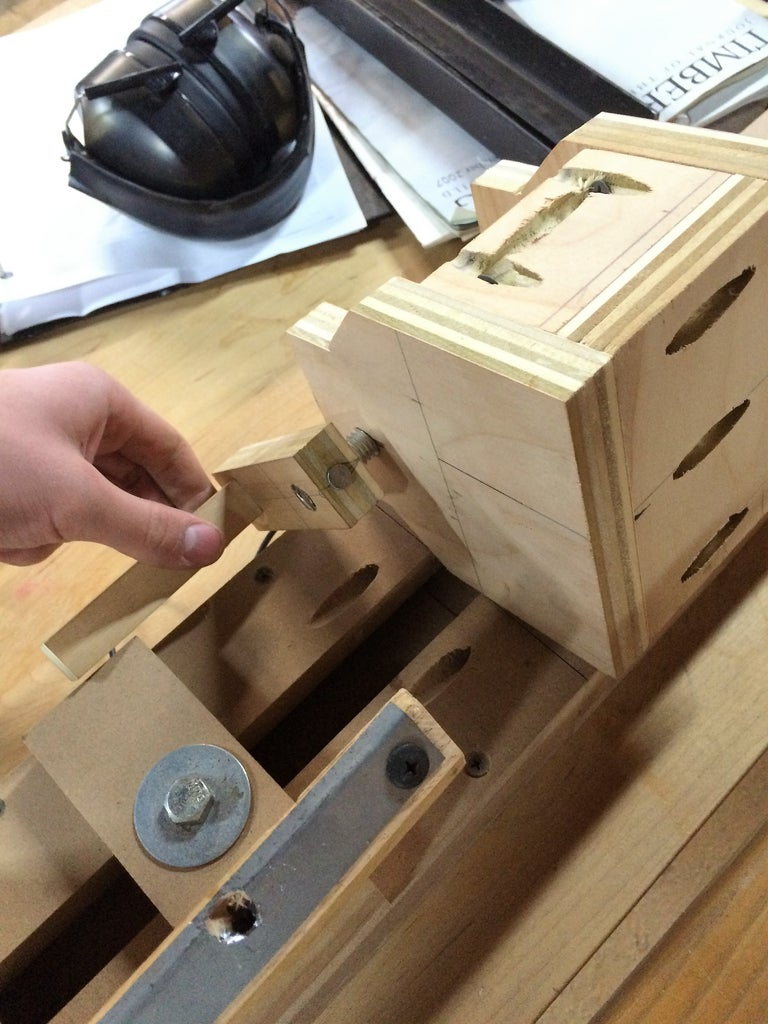 Creating the Tailstock