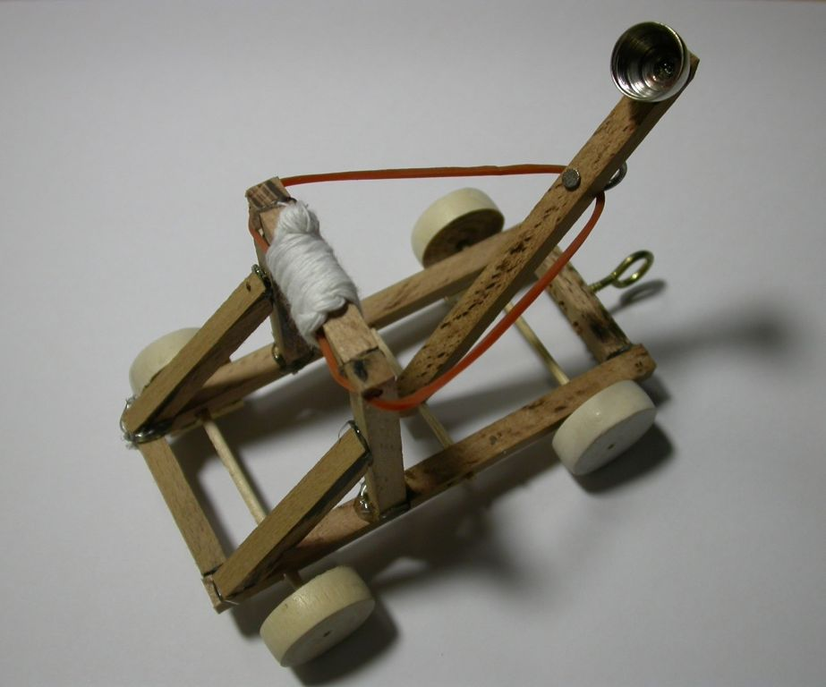 Small Catapult