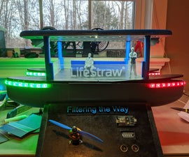 Arduino Autonomous Filtering Vessel