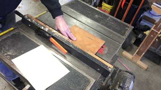 Cut Your Wood to Size
