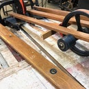Refurbishing Drive Rollers for a NordicTrack Ski Machine