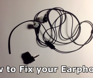 How to Fix Your Earphones