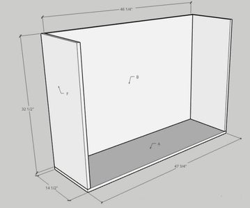 Build the Cabinet Body