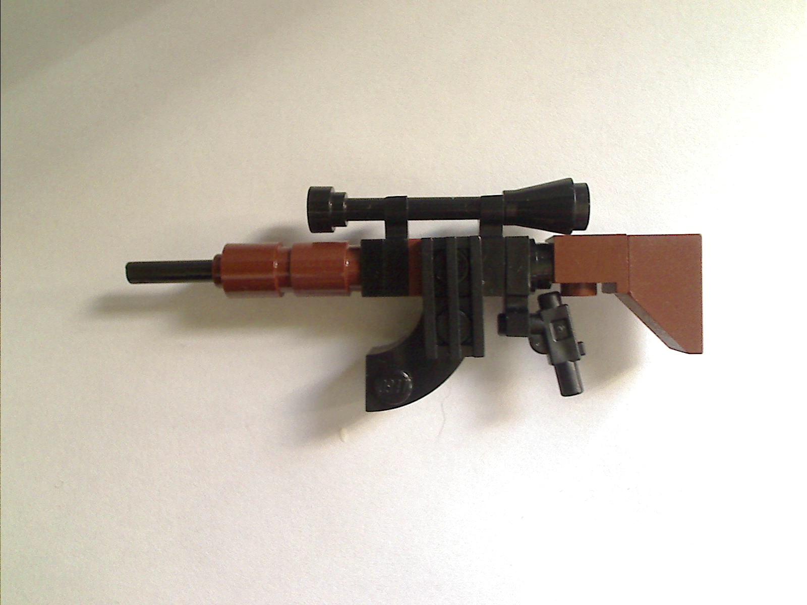 Mini Lego AK-47