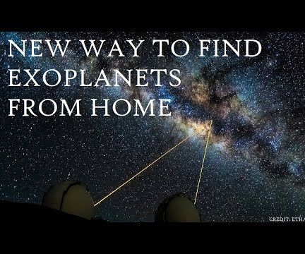 How to Find Exoplanets From Home - Part II