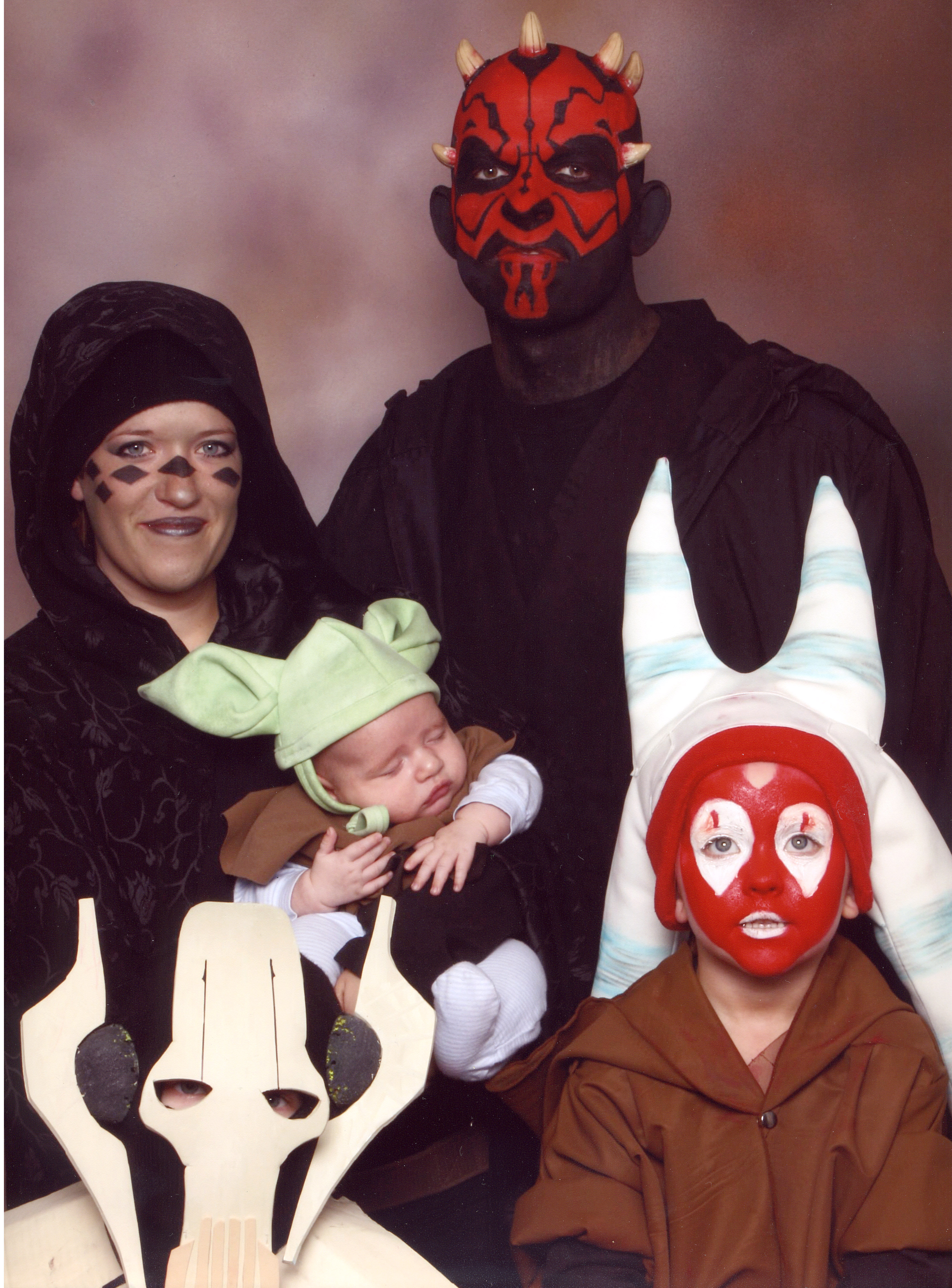 Best Halloween in a Galaxy Far, Far Away!