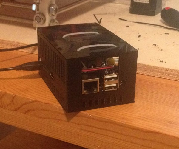 Automatic Reset Switch for Pi