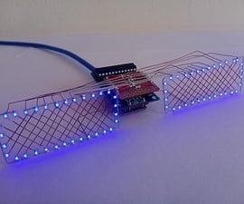 LED Circuit Sculpture