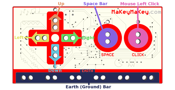 Hook Up the Makey Makey and Test