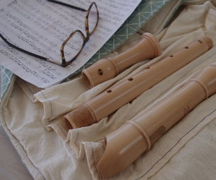 Shawl to Protect Wooden Instruments