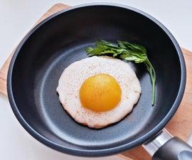 Cookies 'Fried Eggs'
